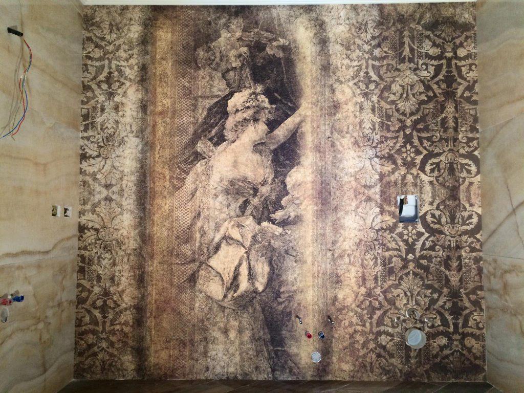carta da parati/wallcovering